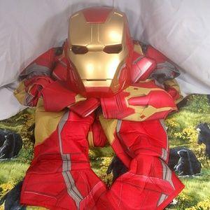Iron Man padded costume